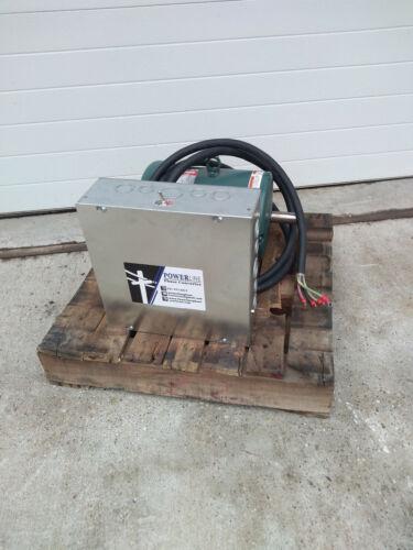 5HP Rotary Phase Converter CNC Balanced