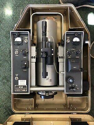 Aga Geodimeter Model 6a With Case