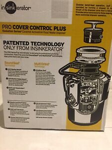 Insinkerator Pro Cover Control Plus Food Waste Disposer