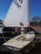 Laser Sailing Dinghy Runaway Bay Gold Coast North Preview