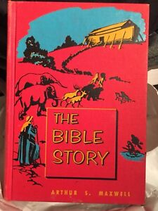 The BiblRare Red Edition - The Bible Story - complete set