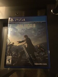 Final Fantasy 15 XV - Complete - $55 or Trade