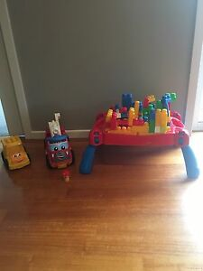 Bulk mega blocks toys. Price reduced Kingston Kingborough Area Preview