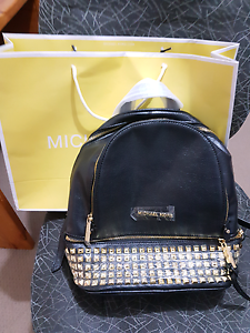 Genuine michael kors backpack Inala Brisbane South West Preview