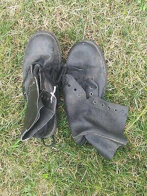 Saddam Area Iraqi Army boots