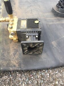 Brand new pressure washer head and controler
