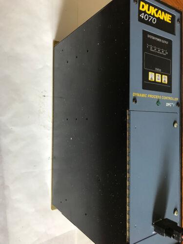 DUKANE 4070LN2-VL1,DUKANE 4070 DYNAMIC PROCESS CONTROLLER,DPC I DYNAMIC,DPC 1,AC