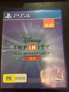 Disney Infinity PS 4 game Bedford Bayswater Area Preview