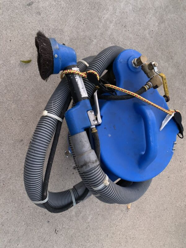 Used MV2000 ( CS3000 ) GuardAir Pneumatic Vacuum Cleaner Cleaning Station