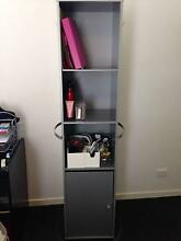 Bookcase with cabinet and mirror Carlton Melbourne City Preview
