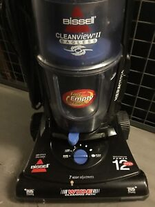 Bissell CleanView ii Bagless Upright Vacuum Cleaner