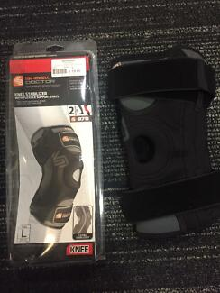 Shock doctor knee stabiliser/brace LARGE