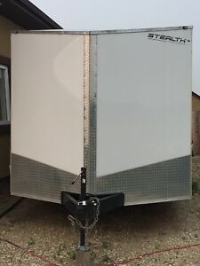 2016 stealth 8.5x 14 enclosed trailer