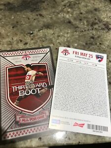 TFC TICKETS vs FC Dallas- Supporter section.