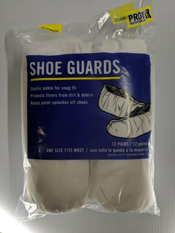 Trimaco 12-Pack Shoe Guards