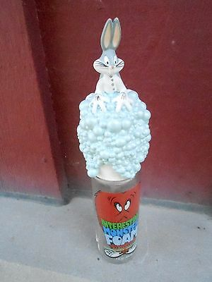 Bug Foam Shape ((S19E-013) SOAKY - GREAT CONDITION -   BUGS BUNNY - MONSTER FOAM )