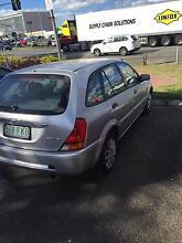 1999 Ford Laser Hatchback Woolloongabba Brisbane South West Preview