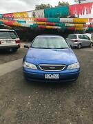 "2004 Ford Fairmont Sedan ""DUAL FUEL  RWC SUPPLIED "" Morwell Latrobe Valley Preview"