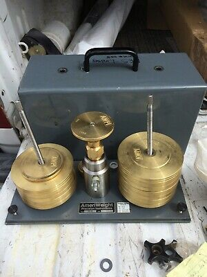 Dead Weight Tester Model 50-03 Ameriweight