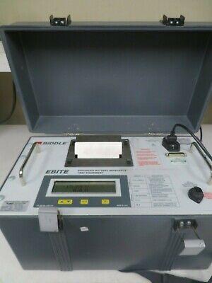 Avobiddle Megger 246003 E-bite Battery Impedance Tester Waccessories Nm24