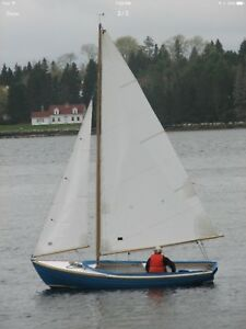 16 ft daysailer