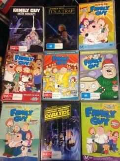 Family Guy collection 16x DVDs