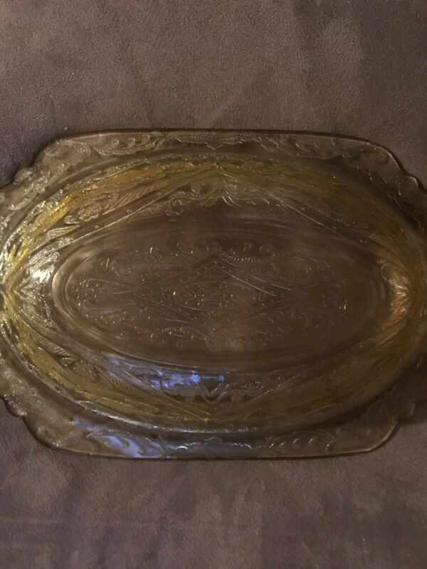 Federal MADRID Depression Glass