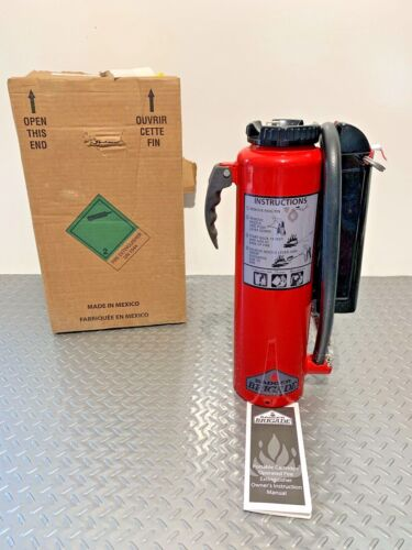 Badger 10# ABC Brigade - CO2 Gas 466521 Fire Extinguisher P-16