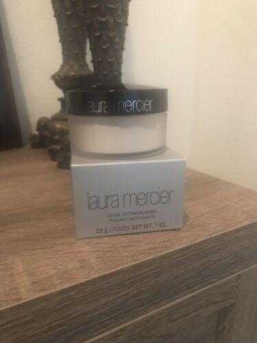 NIB Laura Mercier No.1 Loose Setting Face Powder Translucent