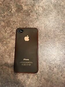 Iphone 4s Black Locked to Fido Windsor Region Ontario image 2