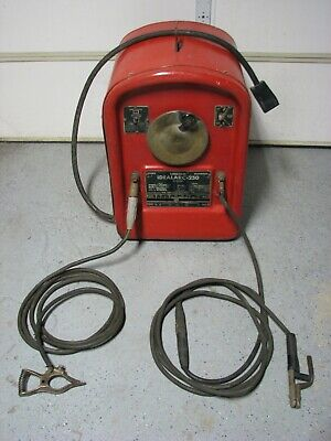Lincoln Electric Idealarc 250 Arc Stick Welder