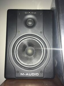 M-Audio bx5a monitor