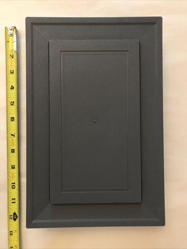 *Mastic Home Exteriors/Ply Gem Jumbo Mounting Block FMBLOCK in Natural Slate 156