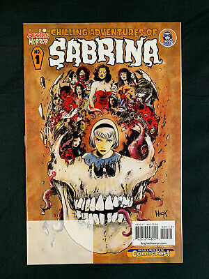 Sabrina Halloween Special (Chilling Adventures of Sabrina #1 Halloween Comic Fest Special Edition)