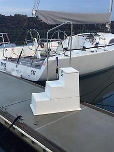Marine Dock Steps / Boat Boarding Steps Kew Boroondara Area Preview