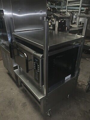 2010 Turbo Chef Ngc Rapid Cook Bakery Counter Top Oven Convectionmicrowave