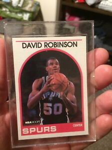 David Robinson rookie card *new price*