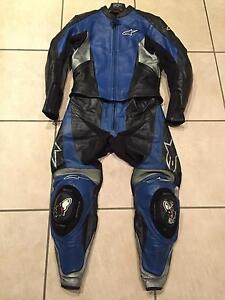 ALPINESTARS LEATHER 2PC RACE SUIT Varsity Lakes Gold Coast South Preview