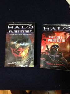 Halo: The Cole Protocol and Evolutions