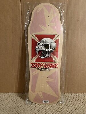 tony hawk reissue skateboard Deck Series 12 NR Powell Peralta