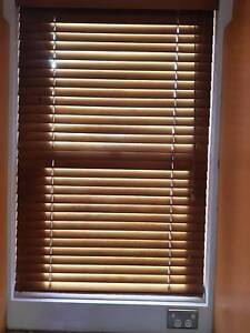Blinds timber - Reduced price