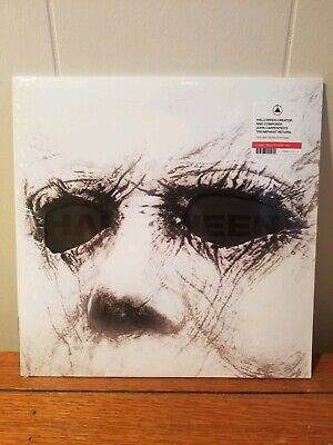 RARE John Carpenter Halloween OST BLOOD VINYL LP Record soundtrack ART RED OOP M](John Carpenter Halloween Ost)