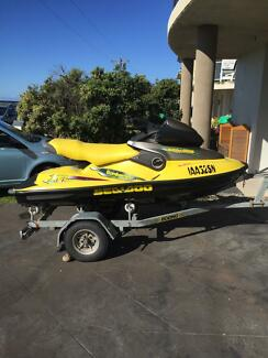 SeaDoo Bombardier XP limited JetSki Wallabi Point Greater Taree Area Preview