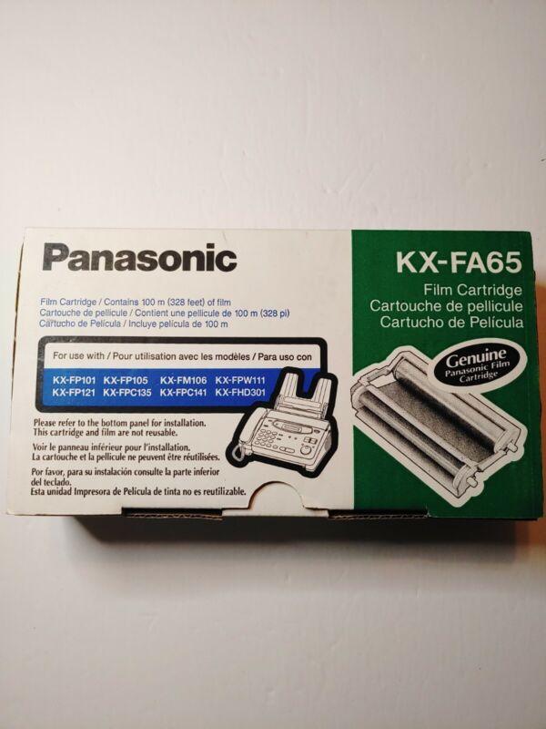 Panasonic KX-FA65 Fax Machine Film Cartridge FA 65
