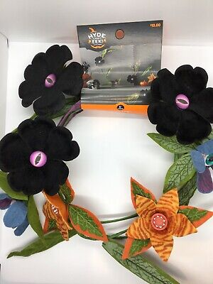 Hyde and Eek Boutique Target Halloween Creepy Felt Garland