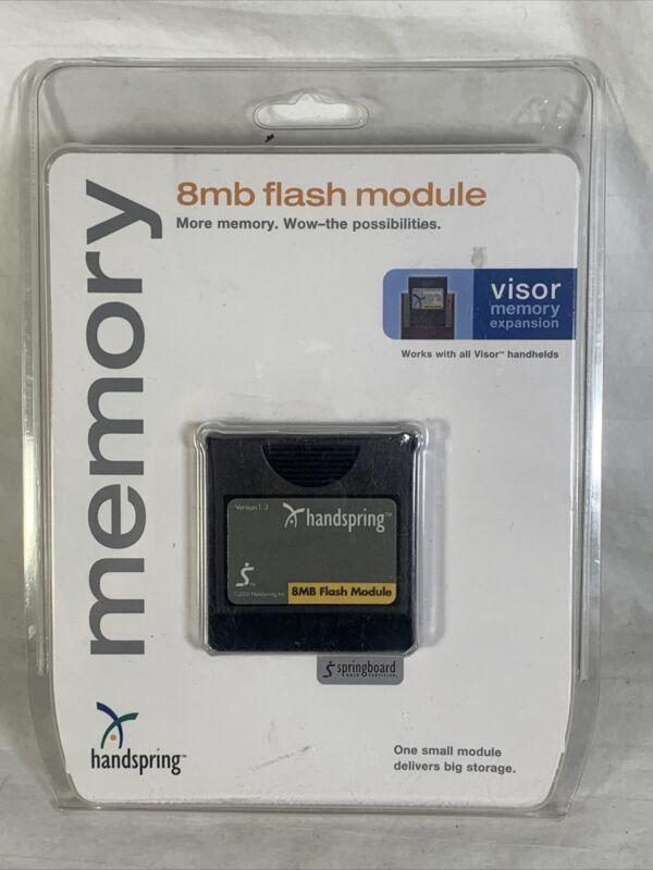 Handspring 8 mb Flash Module Memory Visor Handheld