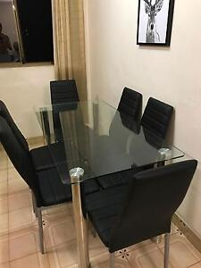 7 piece dining table and chairs Windsor Brisbane North East Preview
