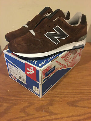 New Balance J Crew 1400 CC Brown Size 9.5 Made In USA New