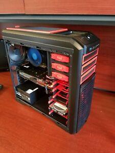 PC Gamer i7 6700 GTX 1070 Asus ROG STRIX 16GB SSD HDD Win 10