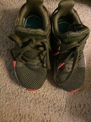 Adidas EQT Kids Size 11 Shoes EUC Girls Sneakers Running